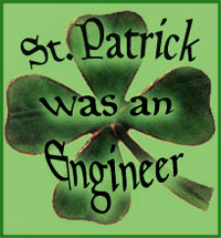 [photo: St. Patrick was an Engineer]